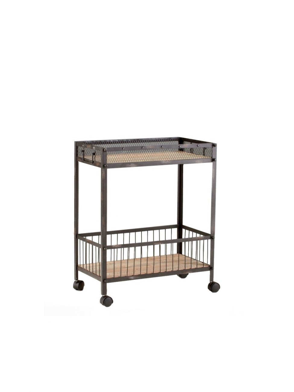 ARROW BAR CART