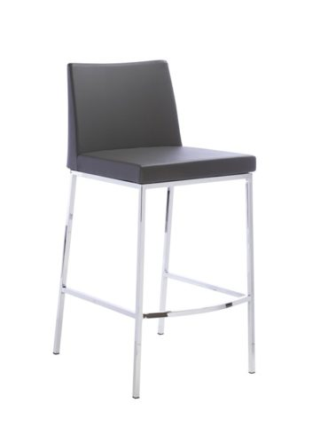 Aelta Hero Counter Stool A-5091C-BLACK