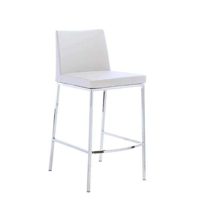 Aelta Hero Counter Stool A-5091C-White