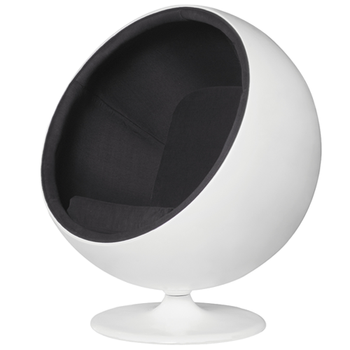 Ball-Chair (BLACK)