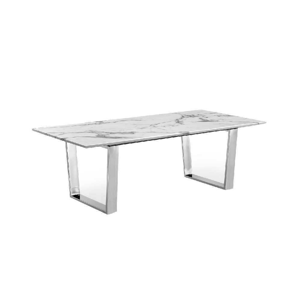 COFFE TABLE – Chrome