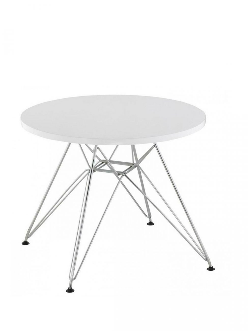 Eiffel kids Table (Chrome legs) web