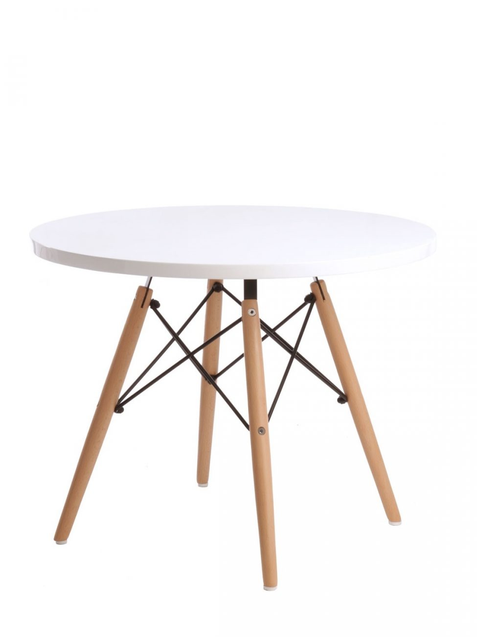 Eiffel kids Table (Wood legs)