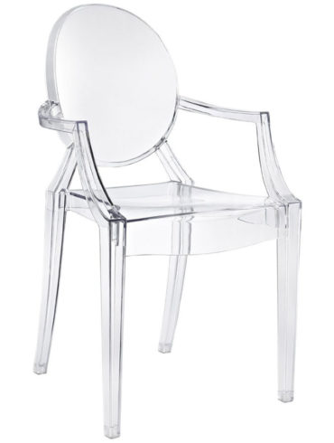 GHOST ARM CHAIR I