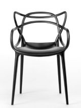 Keeper kids chair (Black)