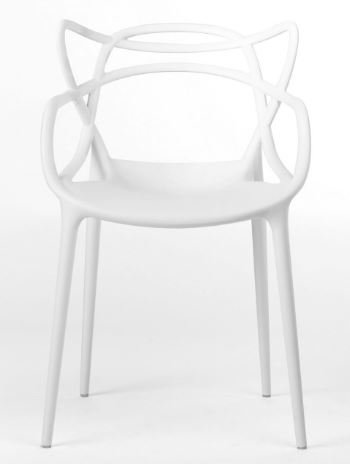 Keeper kids chair (White)