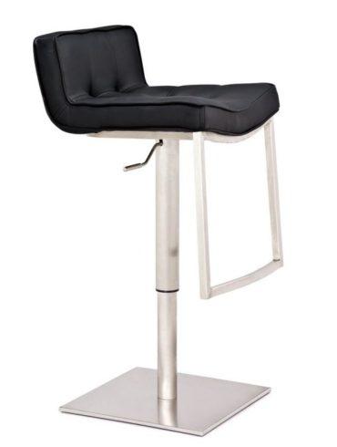 Nove+Adjustable+Height+Swivel+Bar+Stool