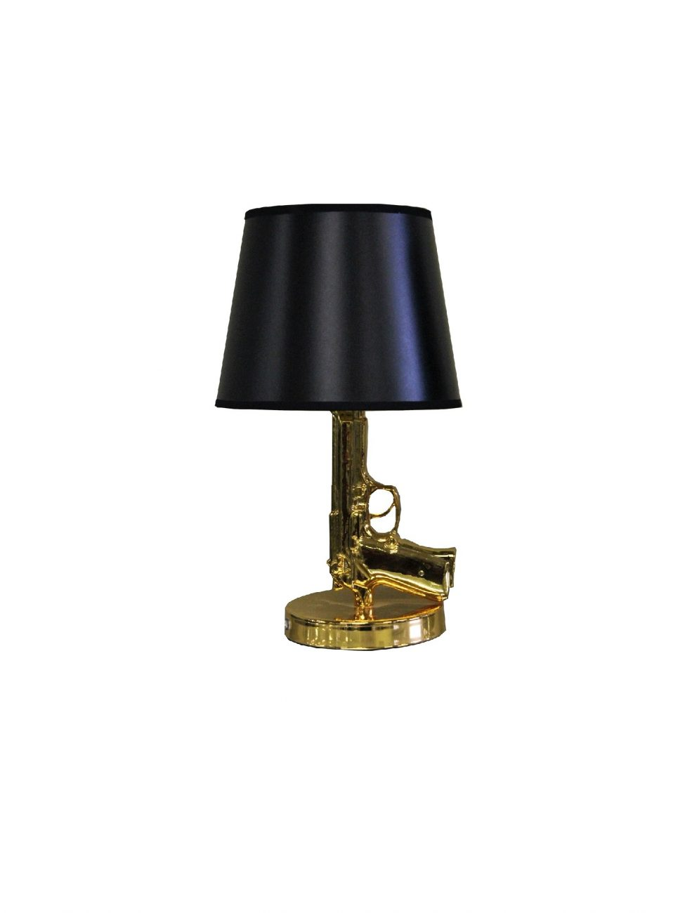 Small Gun Lamp ( Gold )