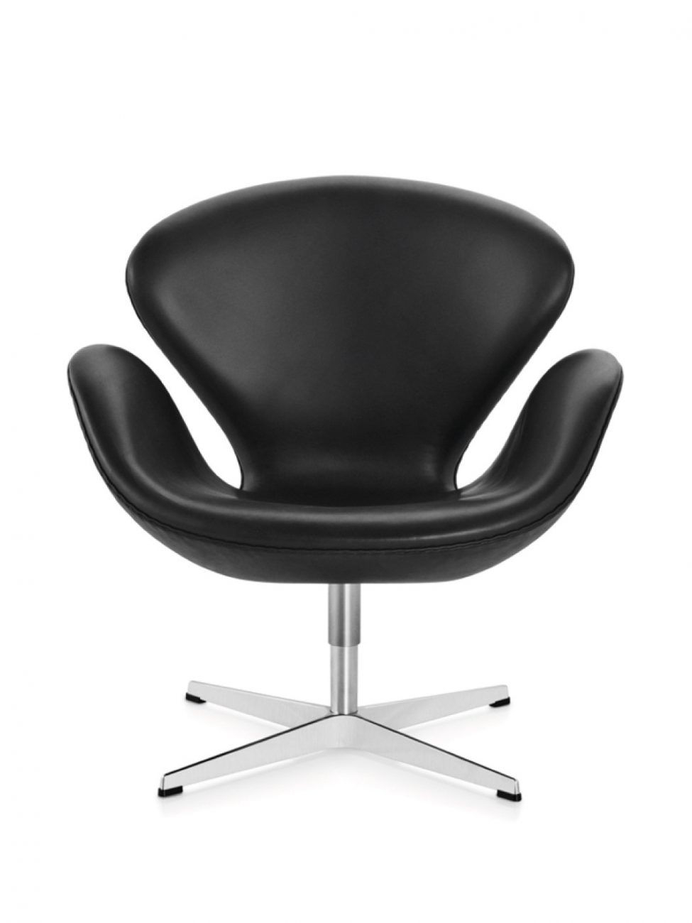 Swan Leather Chair I