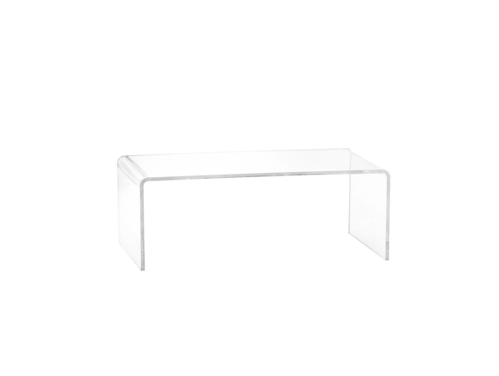 Acrylic Coffee Table Plata Import