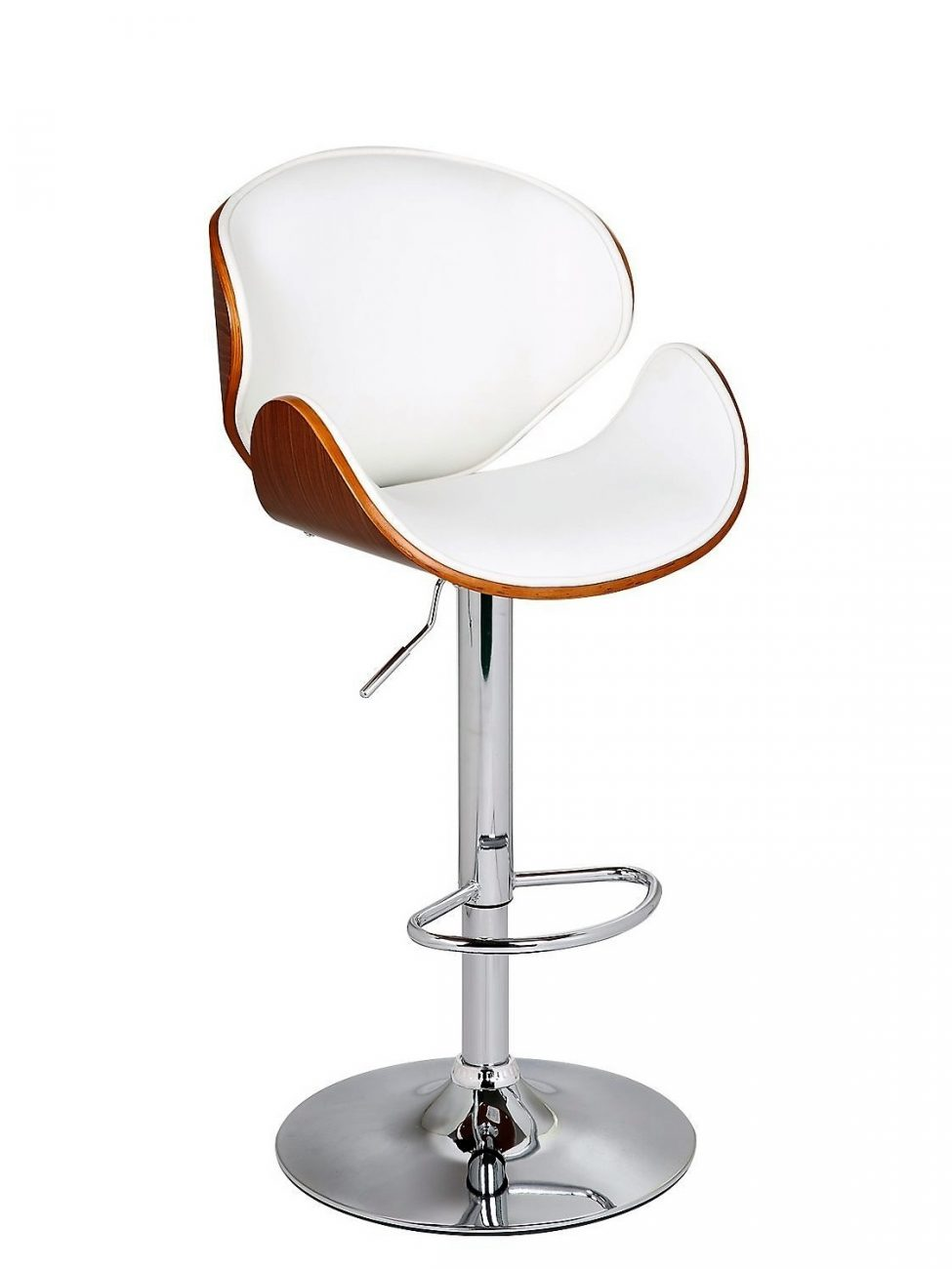 Amy Adjustable Stool JY1076-WHITE