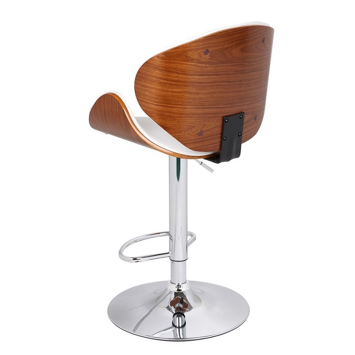 Amy Adjustable Stool JY1076-WHITE II