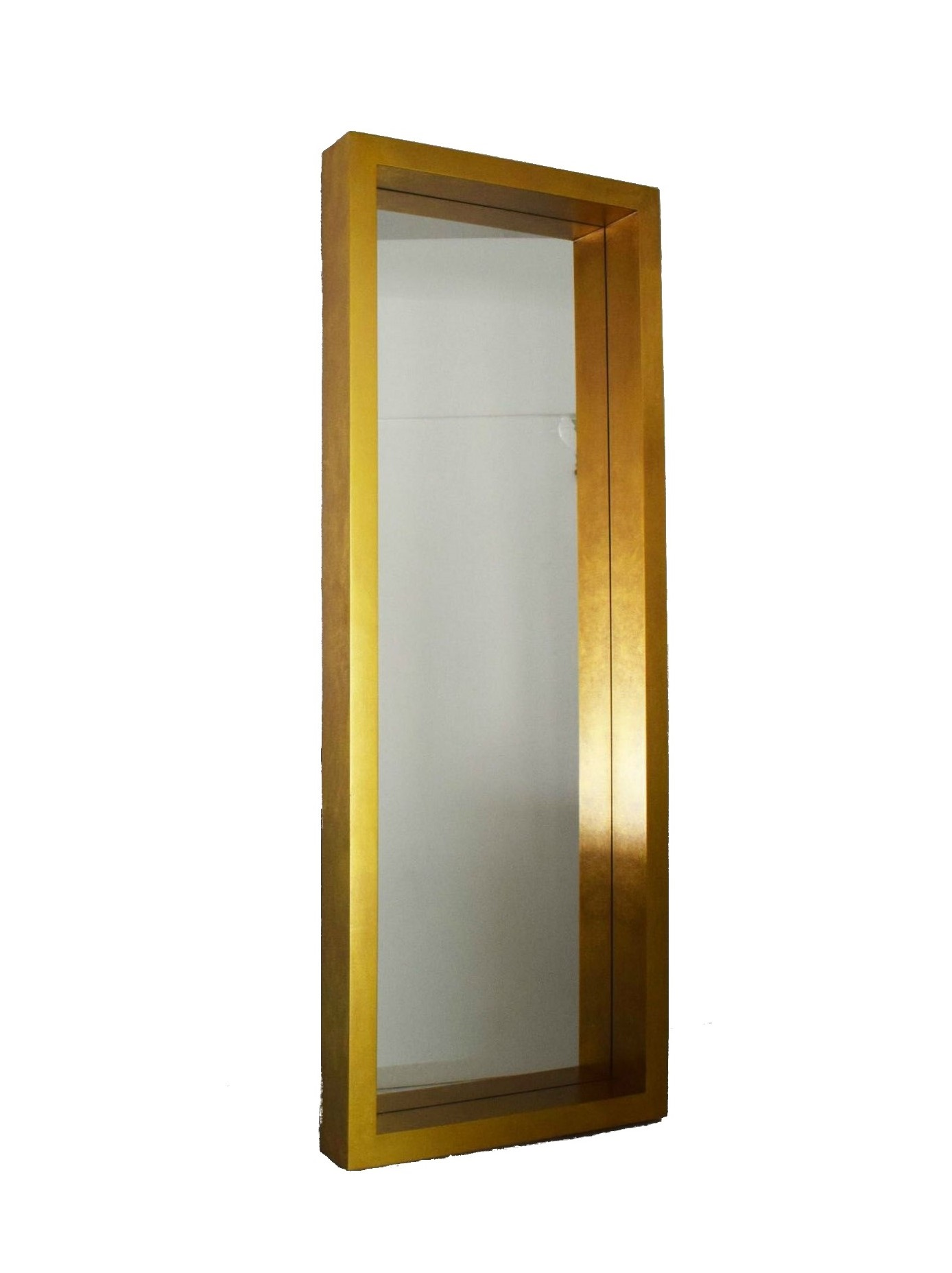 Gold floor mirror plata import for Gold standing mirror