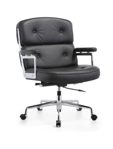 Lobby Office Chair Black 1