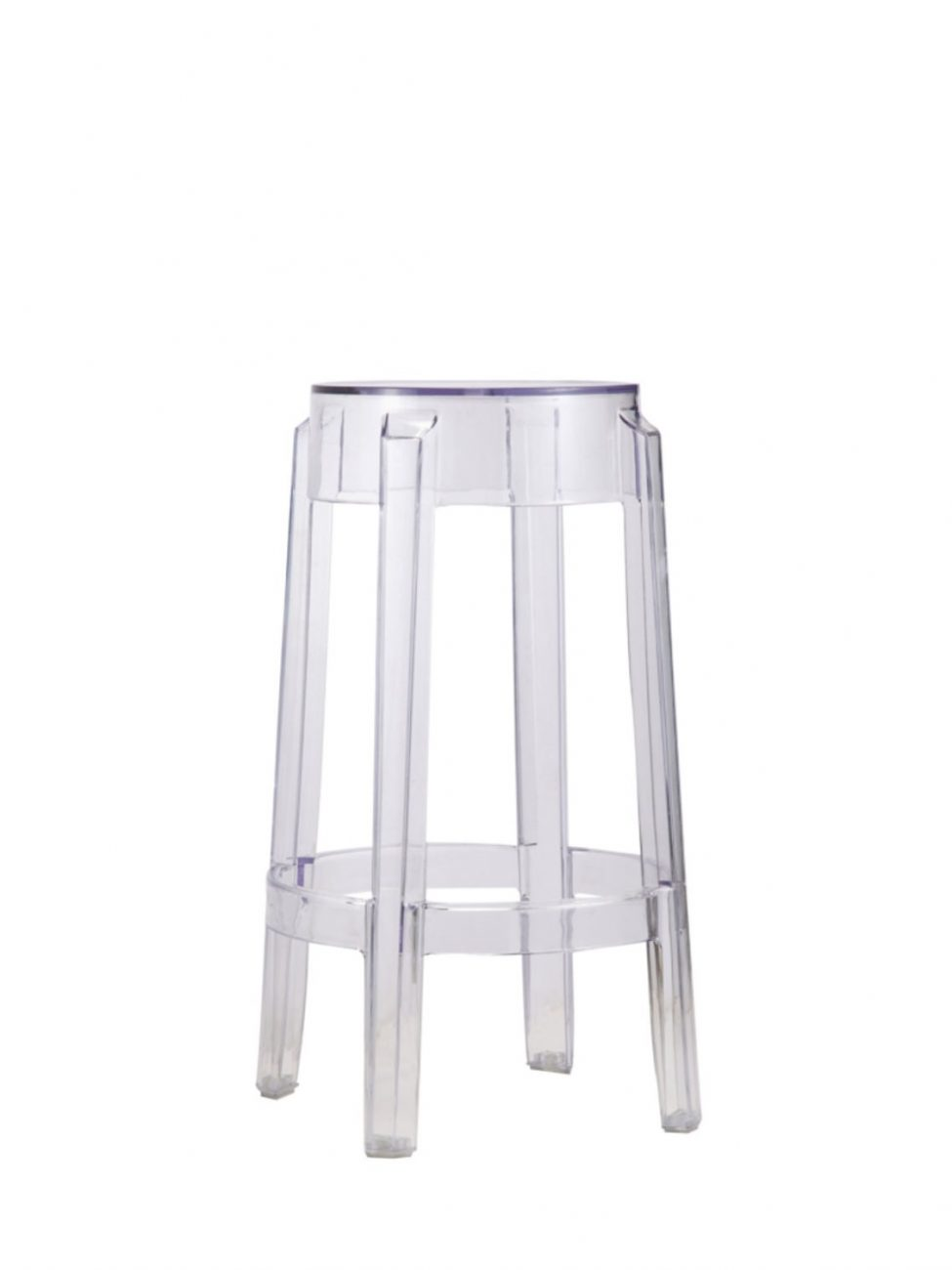 Transparent Stool II
