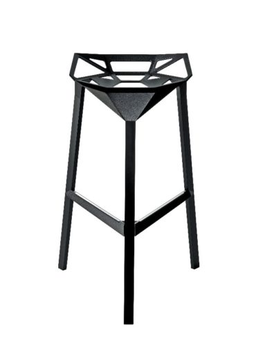Web Stool Black I