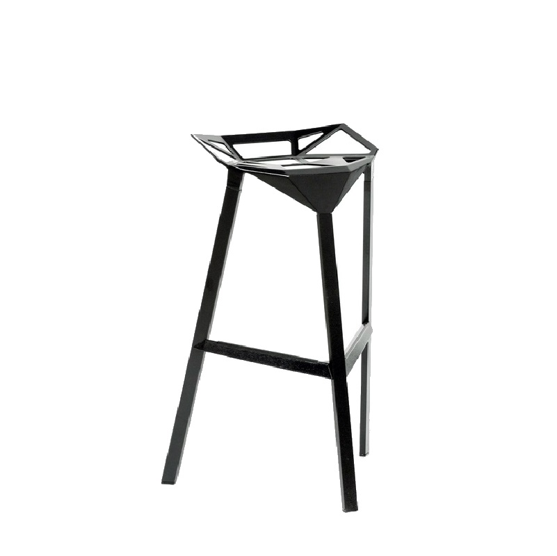 Web Stool Black II
