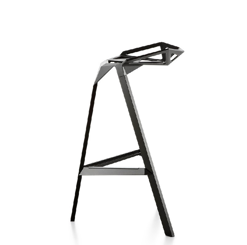 Web Stool Black III