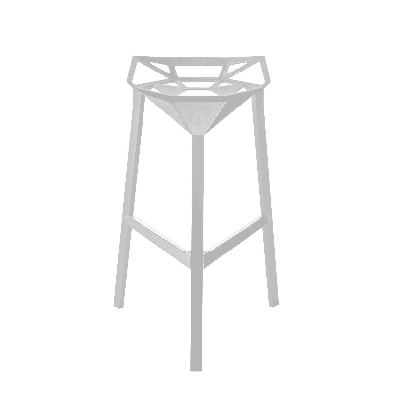 Web Stool White I