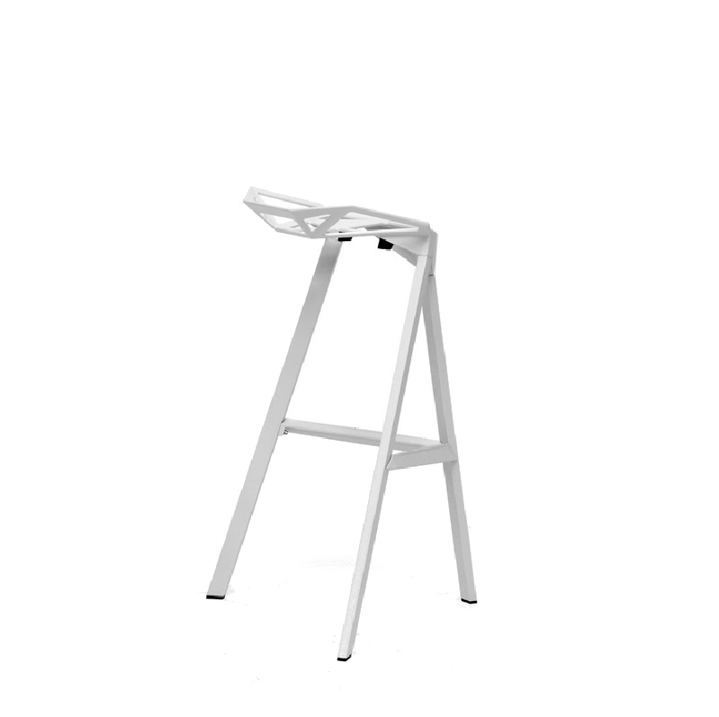 Web Stool White II