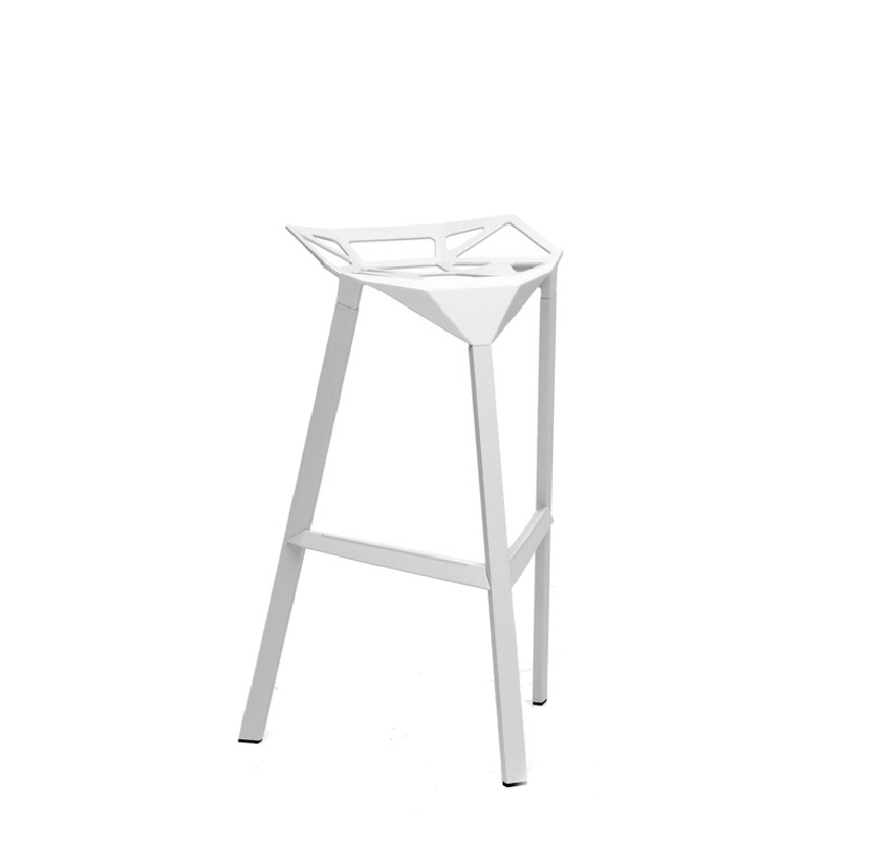 Web Stool White III