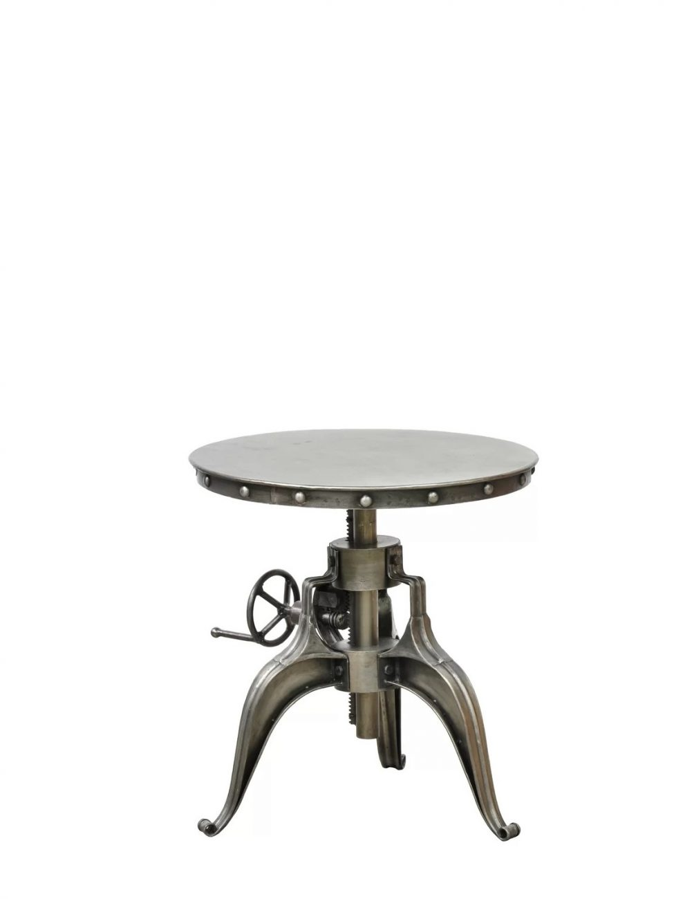 Crank Table 1 (Nickle)