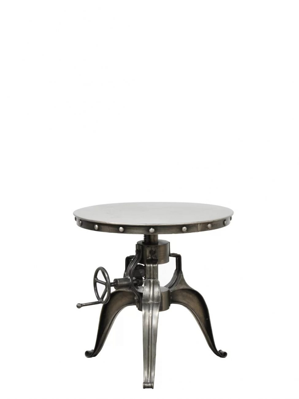Crank Table 2 (Nickle)
