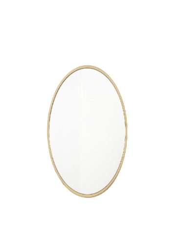 Oval Mirror web