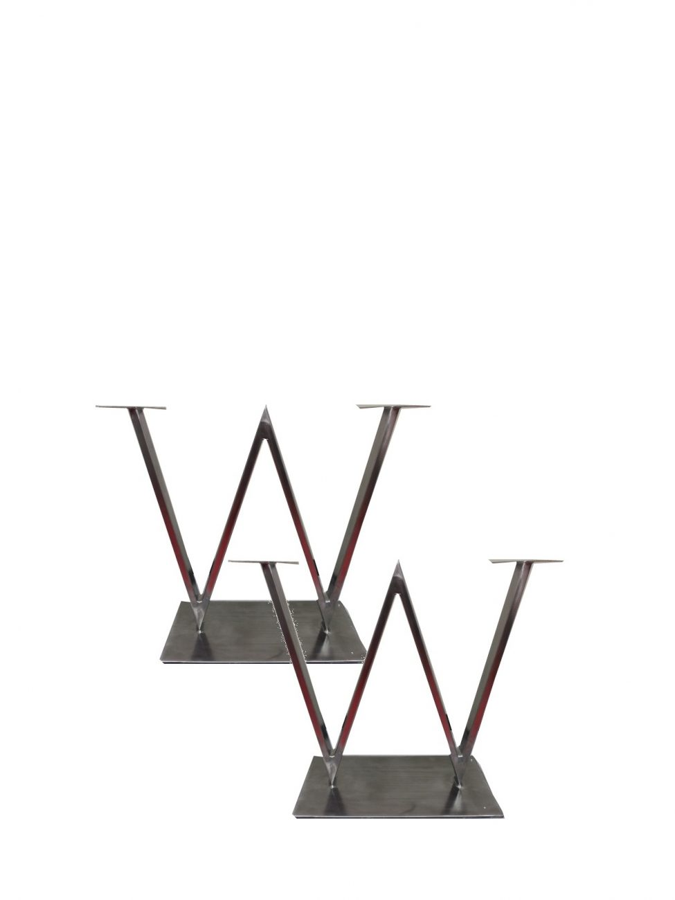 W-Shape Dining Legs (3)