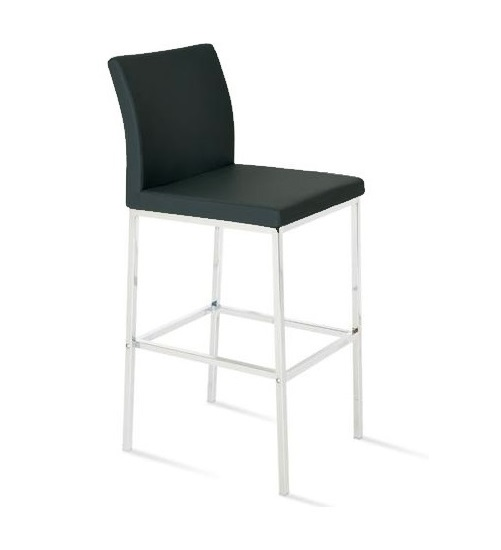 Mex Bar Stool EBC-008-Black Web
