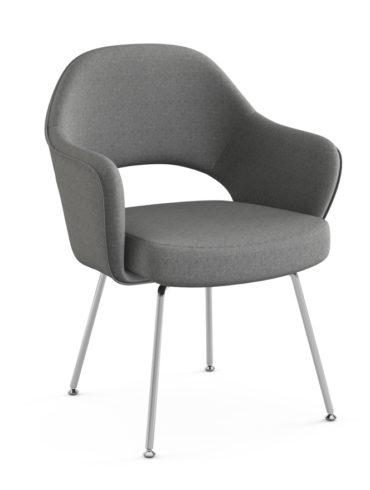 Sand Arm chair Grey 1