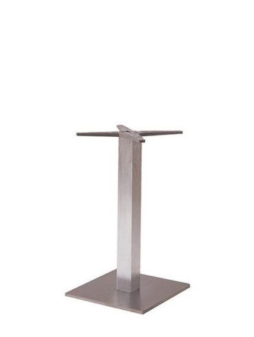 Sq Pedestal Table