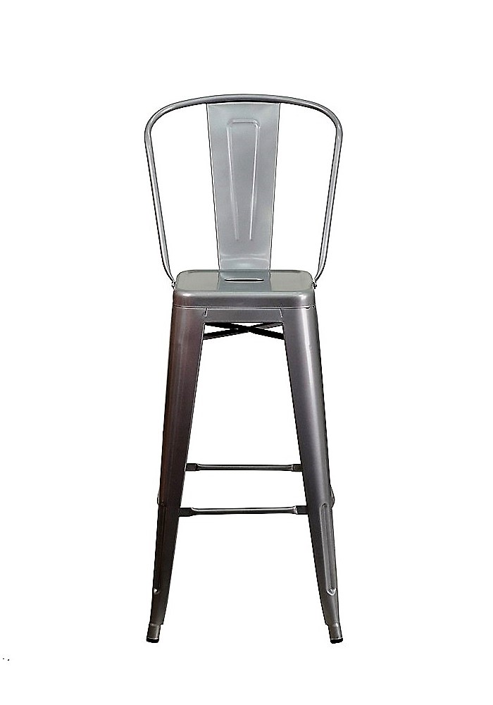 TOLIX STOOL HIGH BACK III