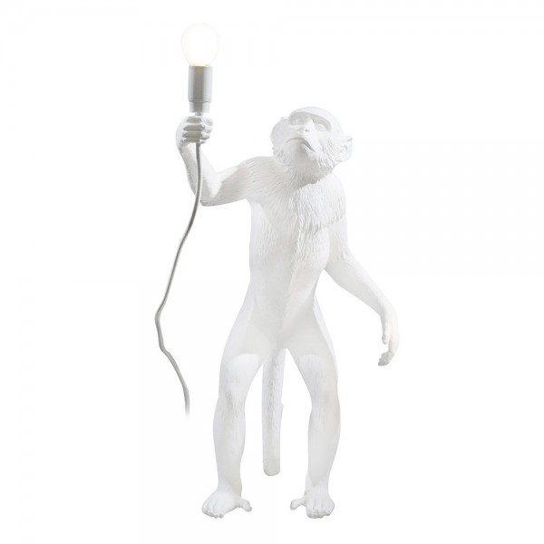 Delightful Monkey Table Lamp 2