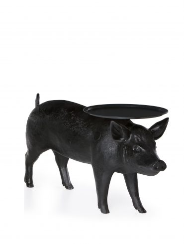 PIG LAMP TABLE