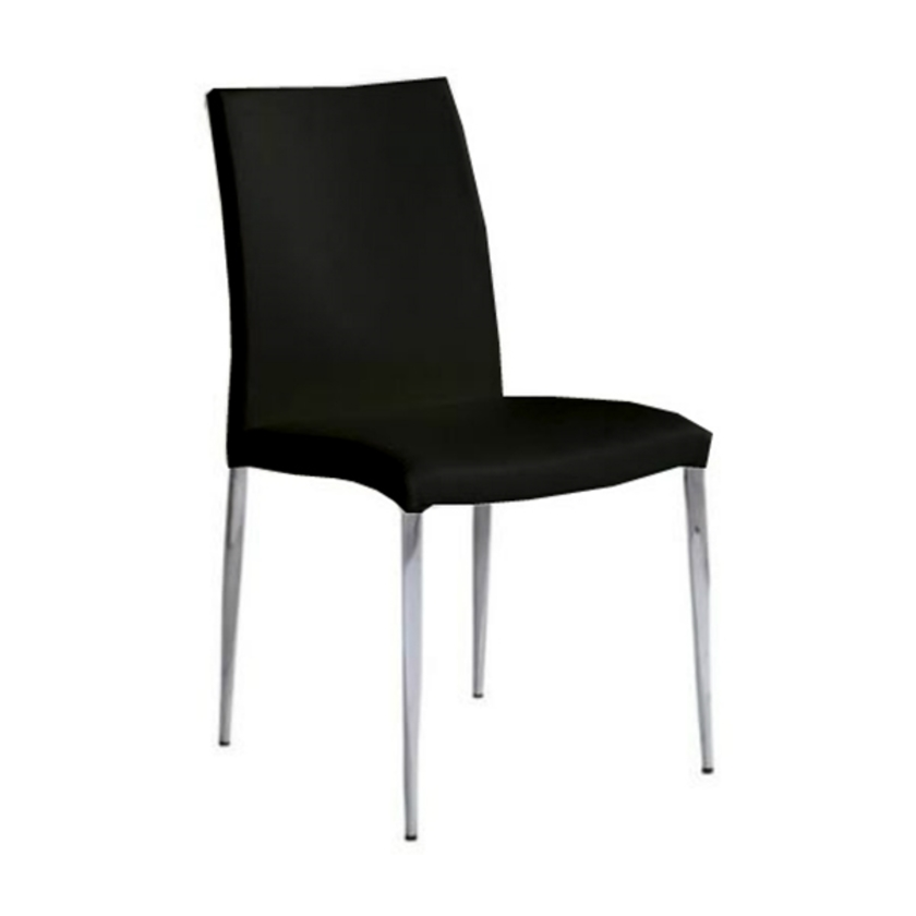 Julie chair (Black) (1)