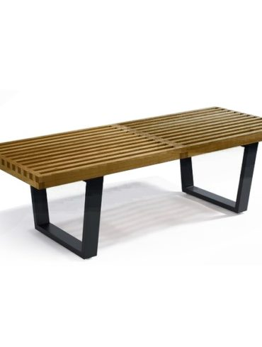 Wood Benches 48 Wal