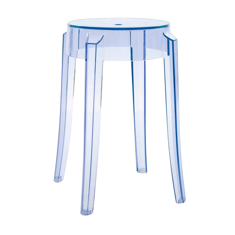 04 blue ghost stool