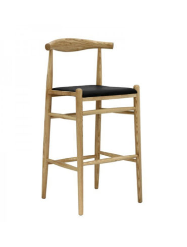 Elbow bar stool
