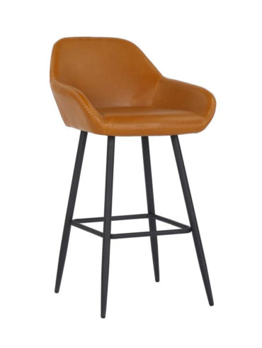 BURSON 26 STOOL TAN