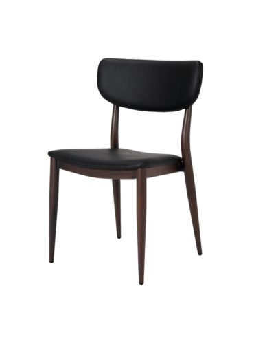 Slim Chair Black