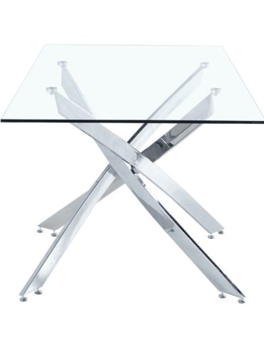 Glass Star Table (square)_3